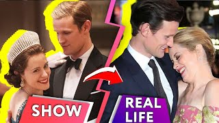 The Crown: The Real-life Partners Revealed   ⭐OSSA