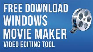 Microsoft Movie Maker For Windows 8 1 7 Free Download AskRam VideoMp4Mp3.Com