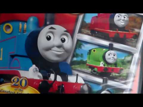 Thomas and Friends Home Media Reviews Episode 81 - Engine Friends