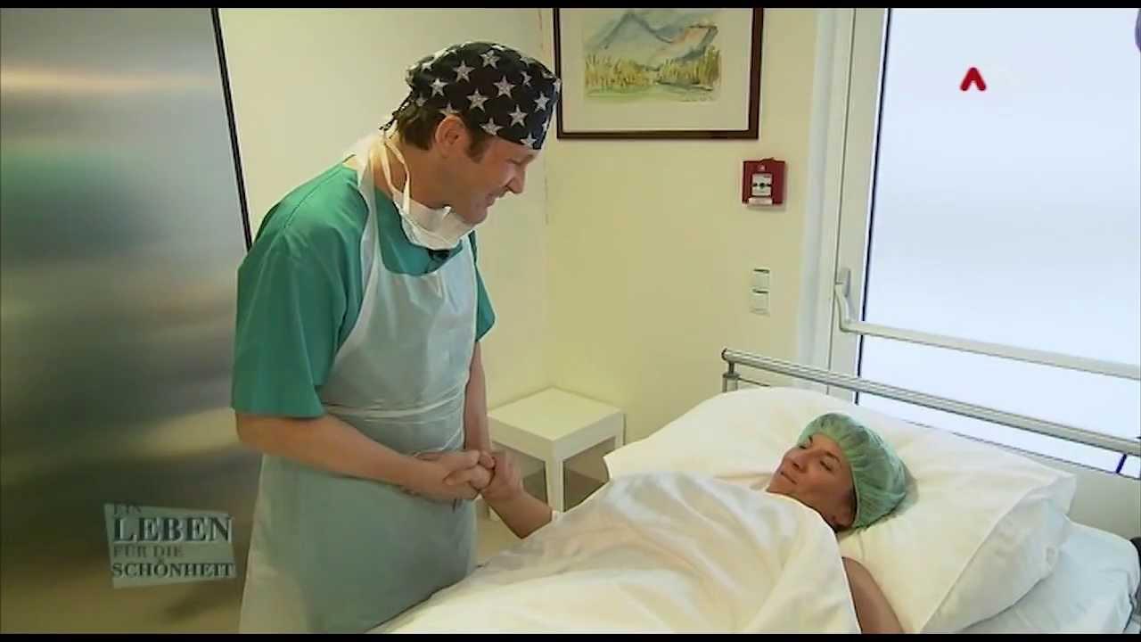 Schamlippen-Verkleinerung bei 33-jähriger Patientin - YouTube