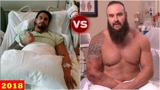 Roman Reigns vs Braun Strowman Transformation 2018 - Who is the best? [HD]