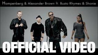 Hampenberg & Alexander Brown ft. Busta Rhymes & Shoni - You're A Star