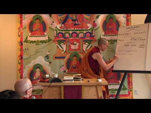 11 The Course in Buddhist Reasoning and Debate: Buddhist Ontology 09-28-17