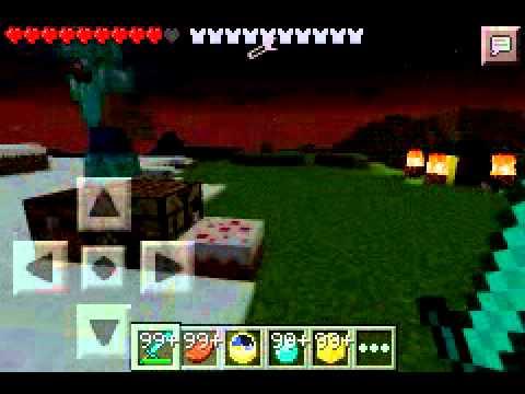 Minecraftpe เจอฮีโร่บาย