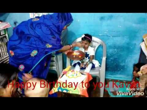 Kavya Happy Birthday