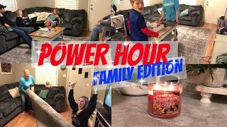 POWER HOUR // FAMILY EDITION