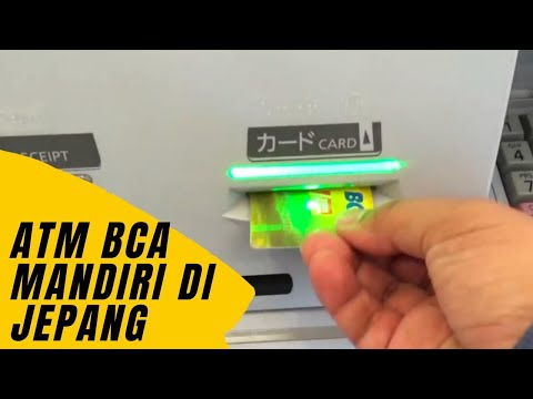 Cara Transfer Uang Lewat Atm Bca   How To Save Money And ...