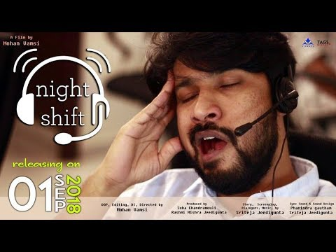 Night Shift | Telugu Comedy Short Film | With English Subtitles | Directed by Mohan Vamsi