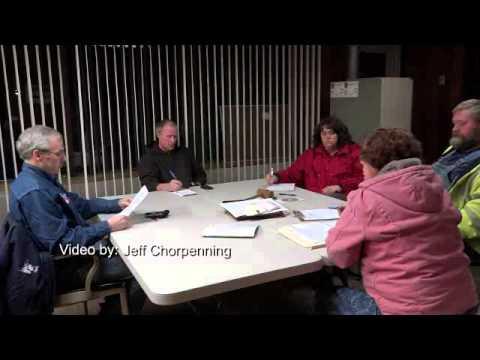 Feb. 10, 2015 Junk Car Meeting in Bowling Green Township