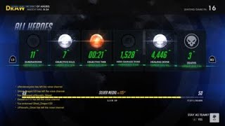 Overwatch Teammates Actually Becomes Toxic