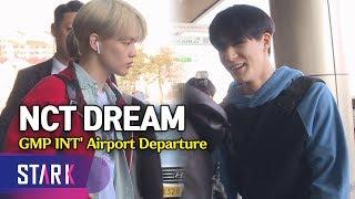 엔시티 드림 일본 GOGO!, 걸어다니는 조각상들 (NCT DREAM, 20190403_GMP INT' Airport Departure)