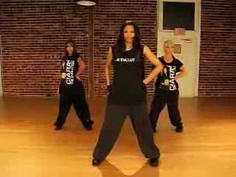 Ciara Choreography - DVD Sneak Peek!!! Music Videos