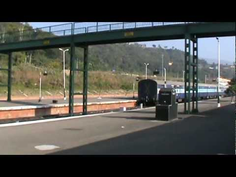 Unforgettable Udhampur (pt. 24): Journey ends, entering Udhampur & meeting Uttar S.K. Express