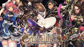 Astellia Online CBT Extended Trailer TCG MMORPG