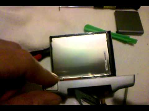 Garmin Nuvi Screen Replacement Pt. 5