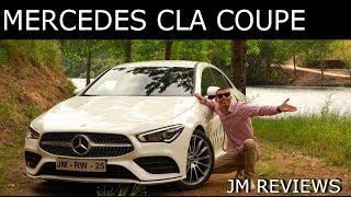 """Mercedes CLA Coupé 2019 - O """"Mini CLS"""" LINDOO!!! - JM REVIEWS 2019"""