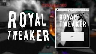 RELEASE✔️ ROYAL TWEAKER !!!