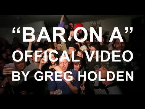 Greg Holden - Bar On A