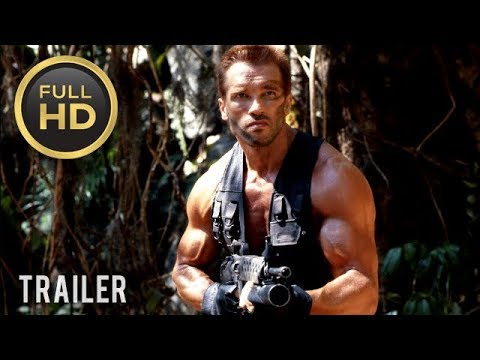 🎥 PREDATOR (1987) | Full Movie Trailer in Full HD | 1080p