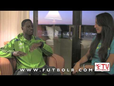 Seattle Sounders FC & USMNT Eddie Johnson interview FutbolrTV part 3