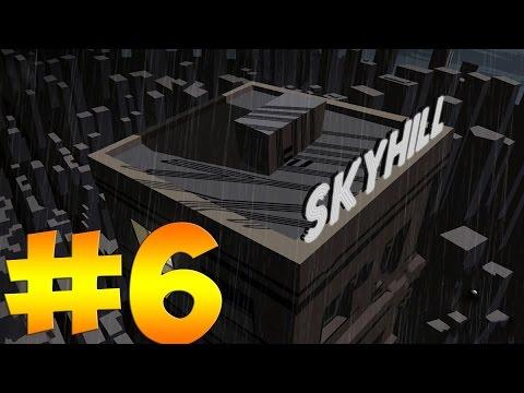 SKYHILL. Выживание. Часть 6 (Высокая сложность)
