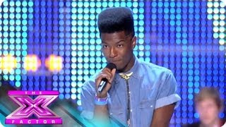 Boot Camp: Willie Jones Divides The Judges - THE X FACTOR USA 2012