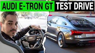 Audi e-tron GT Test Drive & Review