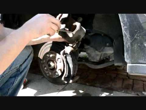 How-To: Change Brake Pads - Honda Accord