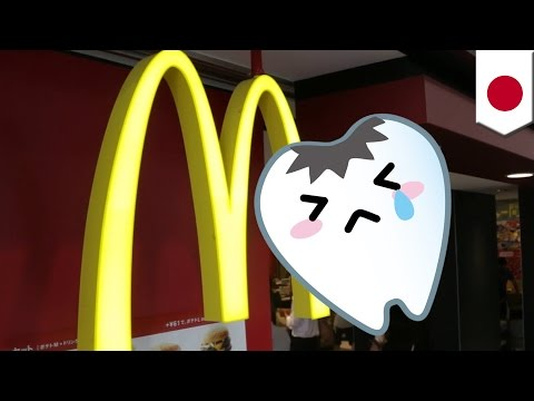Human teeth in McDonald's french fries in Japan plus other non-edible oddities