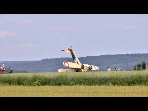Rotec Radial engine failures and accident