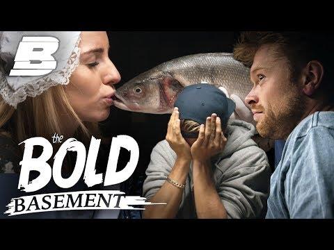IRIS ZOENT EEN DODE VIS | THE BOLD BASEMENT - Concentrate BOLD