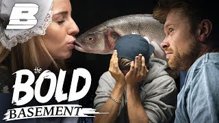 IRIS ZOENT EEN DODE VIS | THE BOLD BASEMENT - Concentrate BOLD