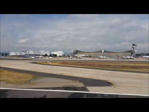 LUFTHANSA [FIRST CLASS] 747-8i Frankfurt- Seattle