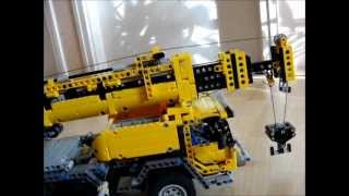 Lego Technic 42009 Replica (Evo1) by dokludi