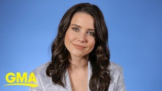 Sophia Bush raises awareness to help end period poverty  | GMA