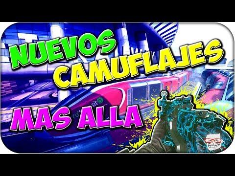 Nuevo Camuflaje Mas Allá - Black Ops 2