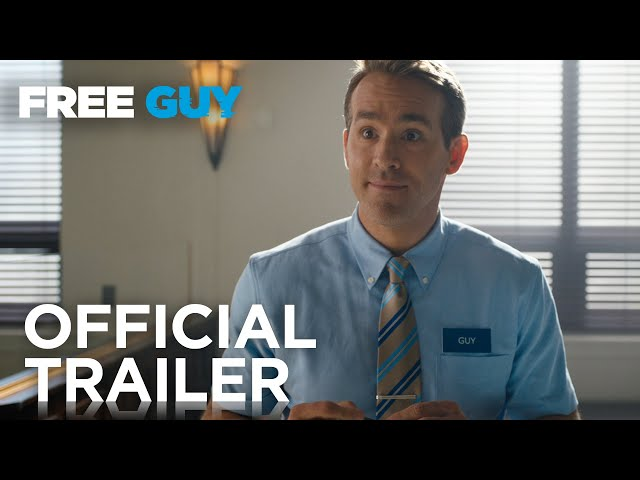 Free Guy | Official Trailer | 20th Century FOX thumbnail