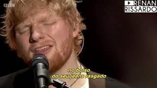 Ed Sheeran - Photograph (Tradução)