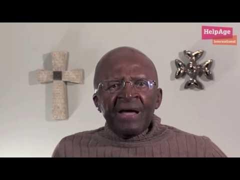 Desmond Tutu gives a message for World Elder Abuse Awareness Day 2016