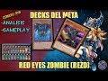 DECKS DEL META - RED EYES ZOMBIE (REZD) - YUGIOH DUEL LINKS ESPAÑOL thumbnail