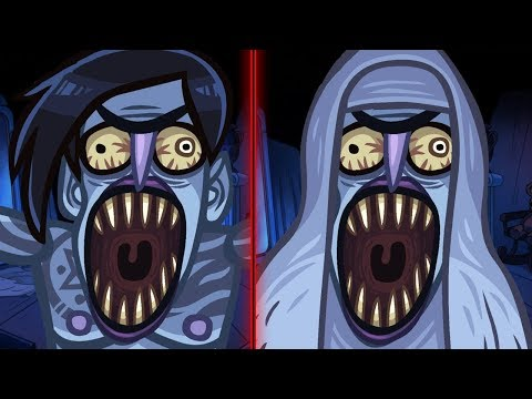 ТРОЛЛИНГ ХОРРОРОВ - Troll Face Quest Horror