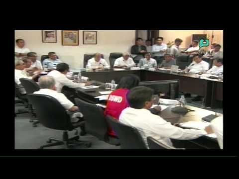 NDRRMC Press Briefing on Typhoon Ruby [12/04/14]