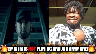 Eminem - Fall (Official Music Video) REACTION!!!