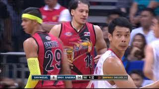 PBA Philippine Cup 2018 Semifinals Game 3: San Miguel Beer vs. Ginebra Mar. 13, 2018