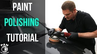 Paint POLISHING tutorial for BEGINNERS !!