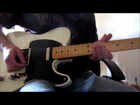 Signs - Live - Bloc Party (Guitar Cover)