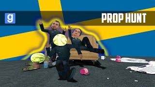 PropHunt på Svenska! (GMOD)