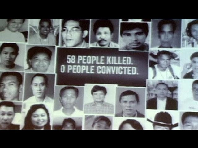 Philippines :commémoration d'un massacre resté impuni