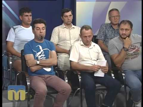 Демид Губський в етері програми ''КонтрАргумент''