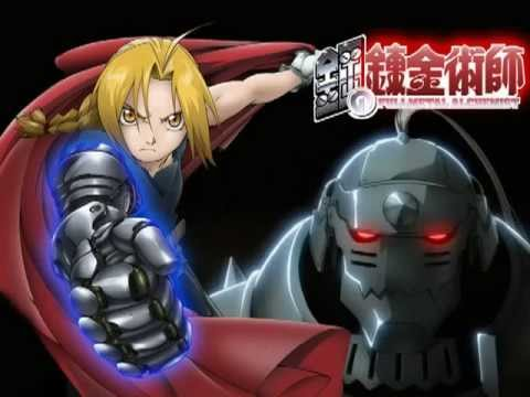 Full Metal Alchemist Opening 1 Full Song Cancion Completa) video